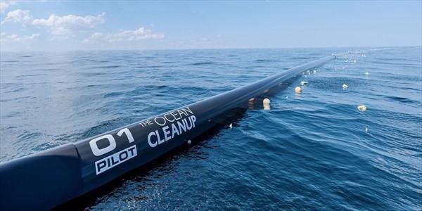 Giovanni Bozzetti - Ocean Cleanup