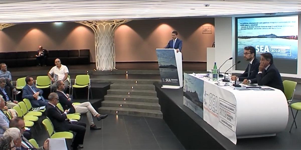 simposio  Sostenibilità Energetica ed Ambientale (SEA)