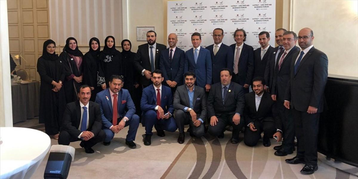 Giovanni Bozzetti - Emirati, un'opportunità per le pmi