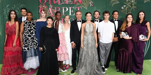 Giovanni Bozzetti - Green Carpet Fashion Awards